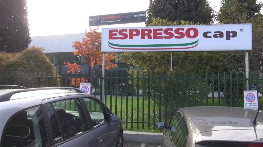 イタリアのEspresso cap社